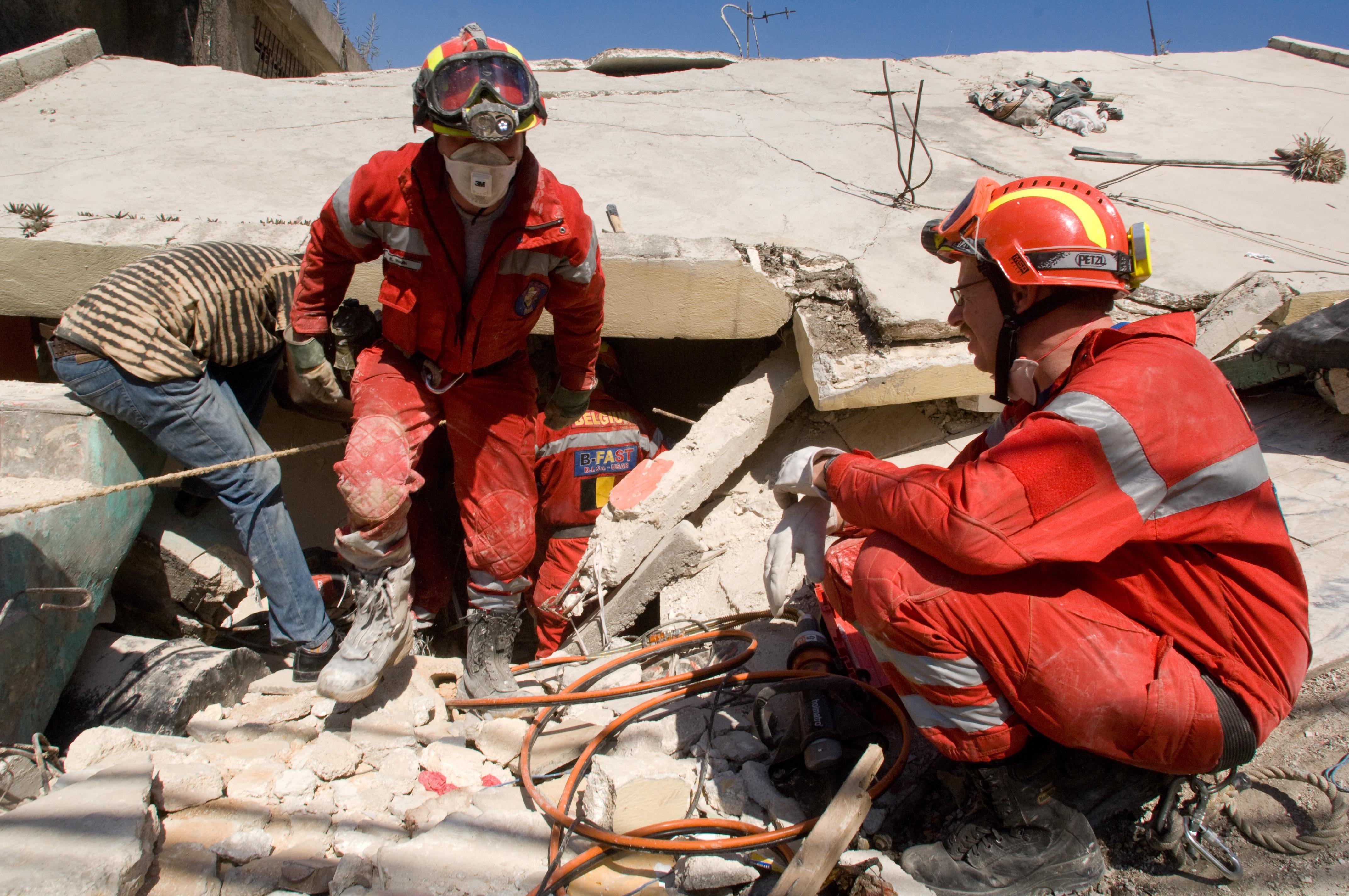 Urban Search & Rescue